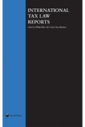 Cover of International Tax Law Reports