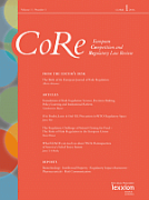 Cover of European Competition and Regulatory Law Review (CoRe): Print + Online