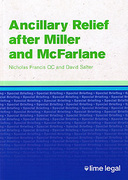 Cover of Ancillary Relief after Miller and McFarlane: A Special Briefing