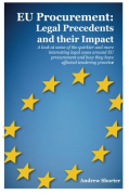 Cover of EU Procurement: Legal Precedents and their Impact