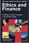 Cover of All You Need to Know About Ethics and Finance