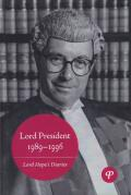 Cover of Lord President 1989-1996: Lord Hope's Diaries Volume III
