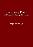Cover of Advocacy Plus: A Guide For Young Advocates