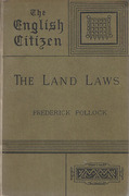 Cover of The land Laws