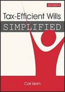 Cover of Tax-Efficient Wills Simplified 2013/2014