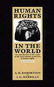 Cover of Human Rights in the World: An Introduction to the Study of the International Protection of Human Rights
