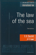 Cover of The Law of the Sea