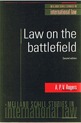 Cover of Law on the Battlefield