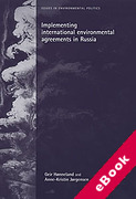 Cover of Implementing International Environmental Agreements in Russia (eBook)