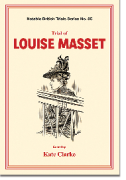 Cover of Trial of Louise Masset