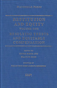 Cover of Restitution and Equity Volume One: Resulting Trusts and Equitable Compensation (eBook)