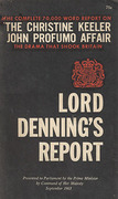 Cover of Lord Denning's Report