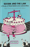 Cover of Sexism and the Law: A Study of Male Beliefs and Judicial Bias