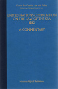 Cover of United Nations Convention on the Law of the Sea 1982: A Commentary - Volume VI