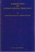 Cover of Jurisdiction of International Tribunals