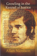 Cover of Growling in the Kennel of Justice: Lawyers' Reflections on the Legacy of Robert Burns