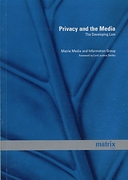 Cover of Privacy and the Media: The Developing Law