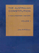 Cover of The Australian Constitution