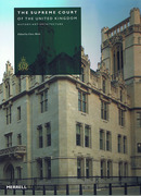 Cover of The Supreme Court of the United Kingdom: History, Art, Architecture