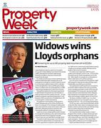Cover of Property Week: Print and Digital Subscription