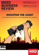 Cover of MEED Business Review: Print + Single-User Online