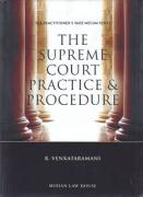 Cover of The Supreme Court Practice & Procedure