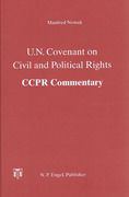 Cover of U.N. Covenant on Civil and Political Rights: CCPR Commentary