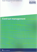 Cover of Contract Management