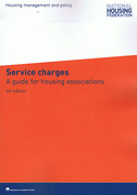 Cover of Service Charges: A Guide for Housing Associations