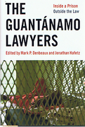 Cover of The Guantanamo Lawyers: Inside a Prison, Outside the Law