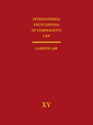 Cover of International Encyclopedia of Comparative Law - Bound Volumes