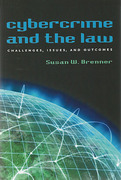 Cover of Cybercrime and the Law: Challenges, Issues, and Outcomes