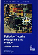 Cover of Methods of Securing Development Land Overage