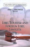 Cover of Libel Tourism Foreign Libel Lawsuits