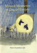 Cover of Missed Moments in Legal History