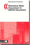 Cover of Terrorism Risk Insurance in OECD Countries