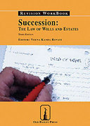 Cover of Old Bailey Press: Succession Revision Workbook