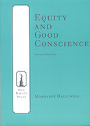 Cover of Equity and Good Conscience
