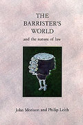 Cover of Barrister's World
