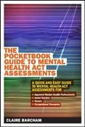 Cover of The Pocketbook Guide to Mental Health Act Assessments