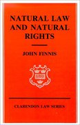 Cover of Natural Law and Natural Rights