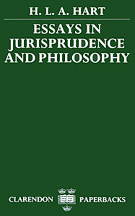 oxford essays in jurisprudence a collaborative work Buy oxford essays in jurisprudence: a collaborative work edited by a g guest by anthony gordon guest, alfred william brian simpson (isbn: .