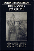 Cover of Responses to Crime: Volume 1