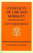 Cover of Conflicts of Law and Morality