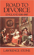Cover of Road to Divorce: England 1530-1987