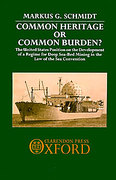 Cover of Common Heritage or Common Burden?