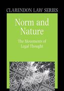 Cover of Norm and Nature