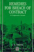 Cover of Remedies for Breach of Contract: A Comparative Account