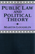 Cover of Public Law and Political Theory