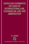 Cover of Notes and Comments on Cases in International Law, Commercial Law and Arbitration